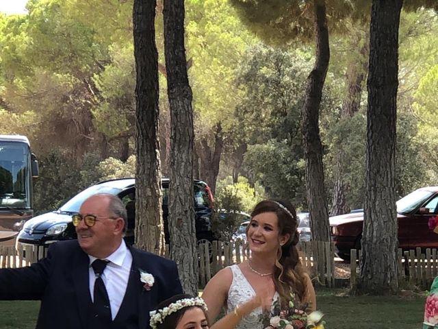 La boda de Jesús  y Helena en San Clemente, Cuenca 1