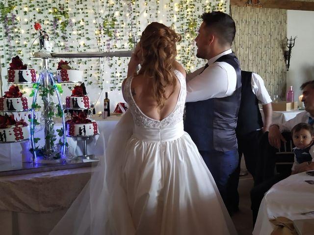 La boda de Jesús  y Helena en San Clemente, Cuenca 2