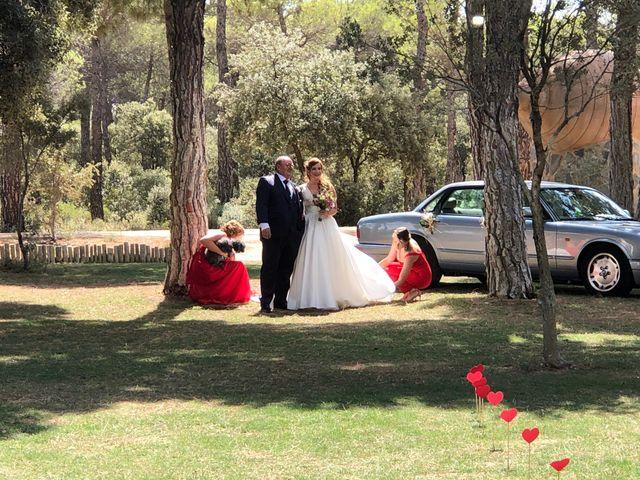 La boda de Jesús  y Helena en San Clemente, Cuenca 8