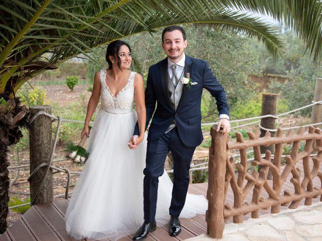 La boda de Adrián y Laura en Campos, Islas Baleares 1