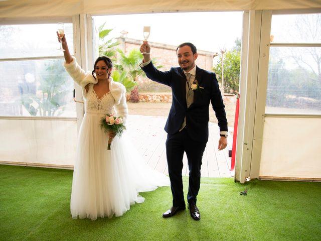 La boda de Adrián y Laura en Campos, Islas Baleares 2