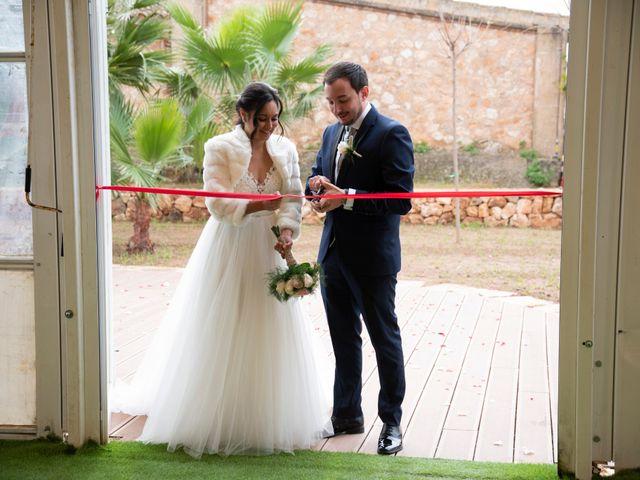 La boda de Adrián y Laura en Campos, Islas Baleares 3