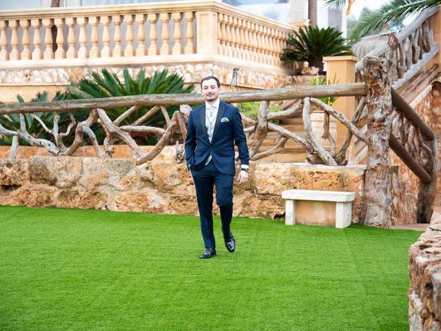 La boda de Adrián y Laura en Campos, Islas Baleares 7