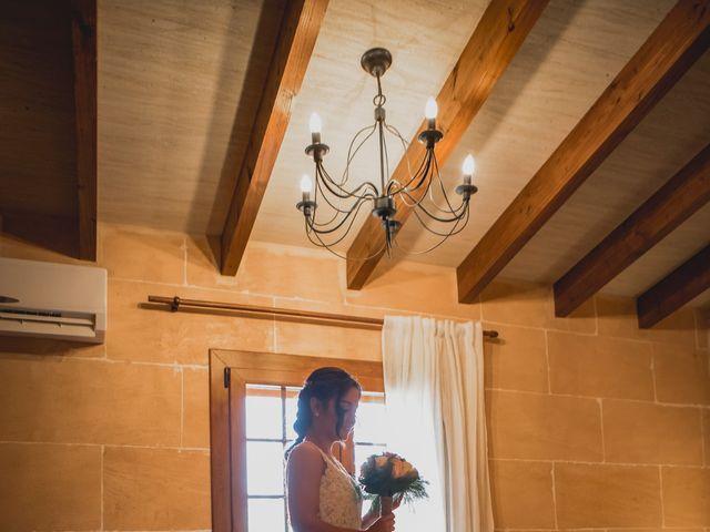 La boda de Adrián y Laura en Campos, Islas Baleares 10