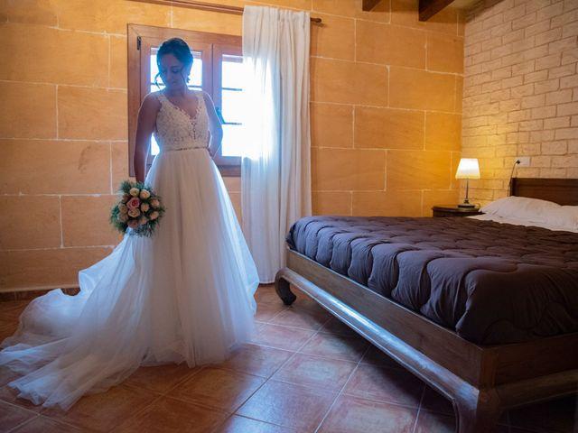 La boda de Adrián y Laura en Campos, Islas Baleares 12