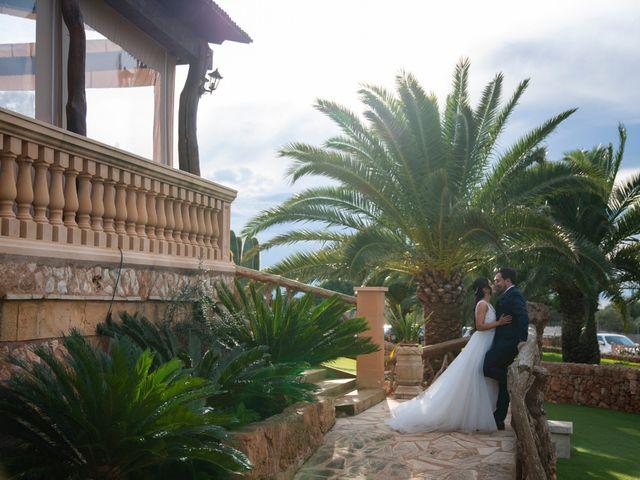 La boda de Adrián y Laura en Campos, Islas Baleares 14