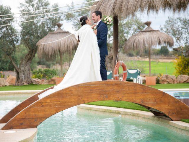 La boda de Adrián y Laura en Campos, Islas Baleares 15