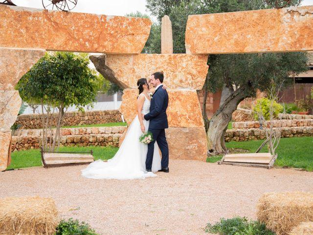 La boda de Adrián y Laura en Campos, Islas Baleares 16