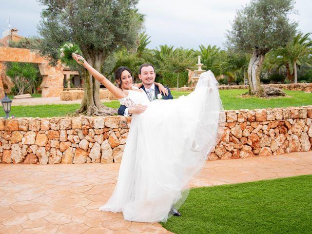 La boda de Adrián y Laura en Campos, Islas Baleares 17
