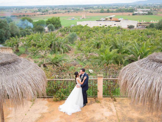 La boda de Adrián y Laura en Campos, Islas Baleares 18
