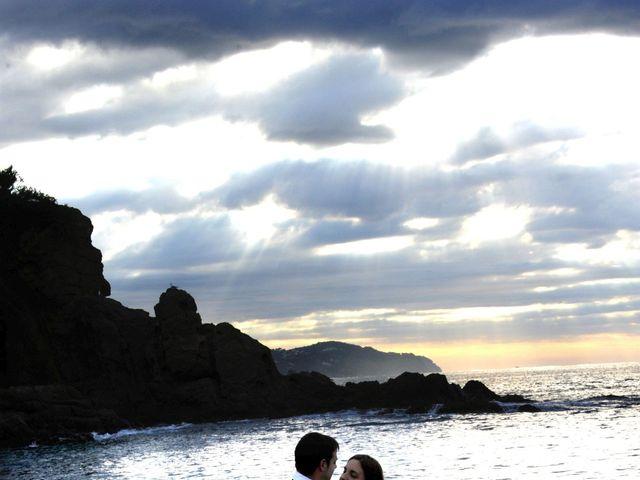 La boda de Ivan y Cristina en Santa Coloma De Farners, Girona 7