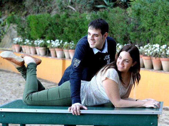 La boda de Ivan y Cristina en Santa Coloma De Farners, Girona 8