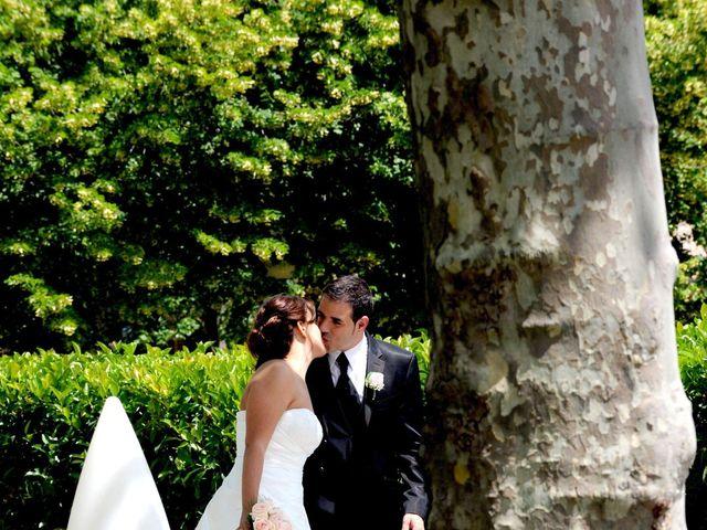 La boda de Ivan y Cristina en Santa Coloma De Farners, Girona 10