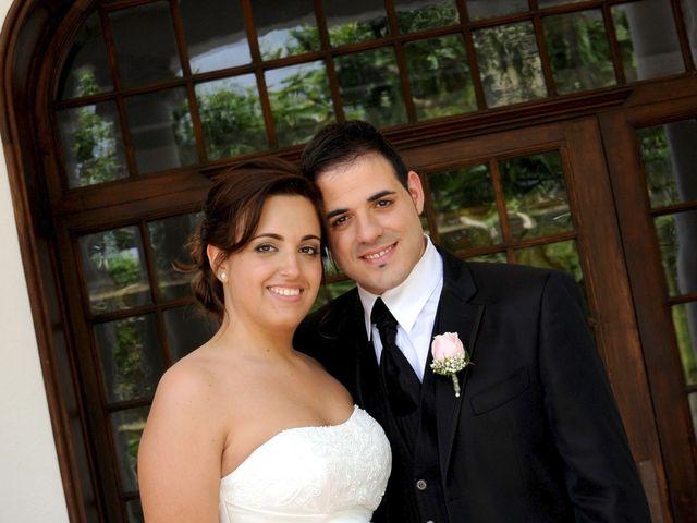 La boda de Ivan y Cristina en Santa Coloma De Farners, Girona 14