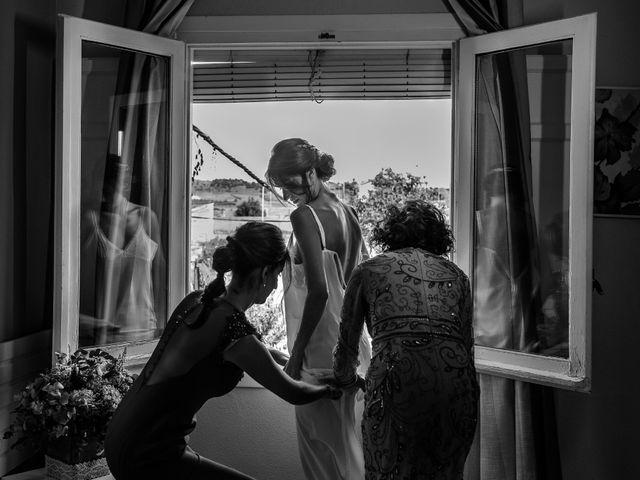 La boda de Leticia y Carlos en Calamocha, Teruel 17