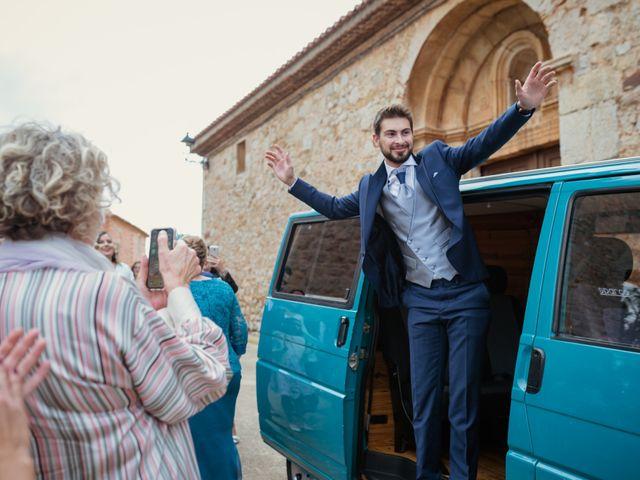 La boda de Leticia y Carlos en Calamocha, Teruel 22