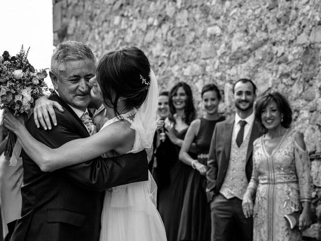 La boda de Leticia y Carlos en Calamocha, Teruel 27