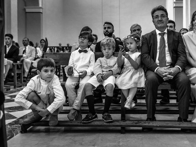 La boda de Leticia y Carlos en Calamocha, Teruel 29