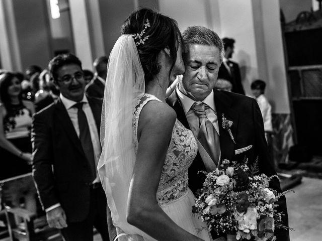 La boda de Leticia y Carlos en Calamocha, Teruel 31