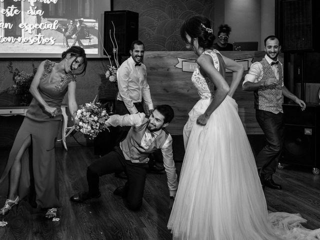 La boda de Leticia y Carlos en Calamocha, Teruel 43