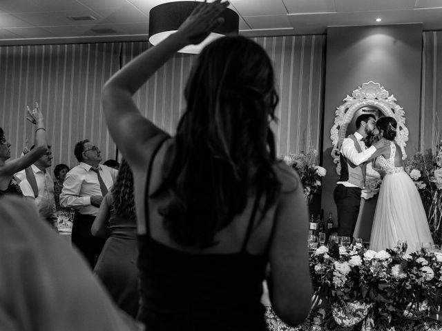 La boda de Leticia y Carlos en Calamocha, Teruel 45
