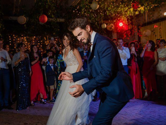 La boda de Leticia y Carlos en Calamocha, Teruel 51