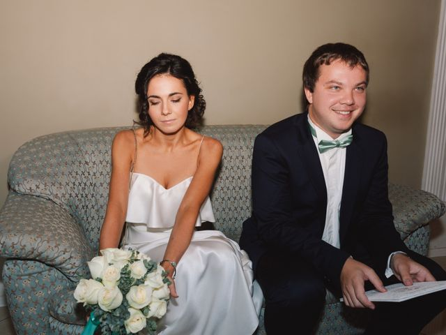 La boda de Dima y Eva en La Adrada, Ávila 20
