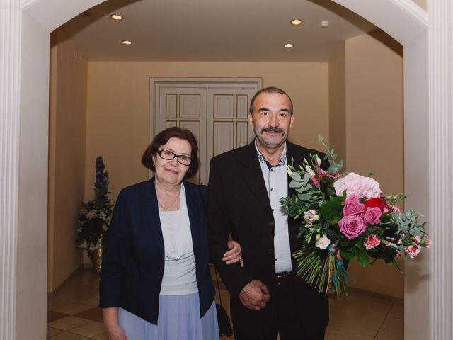 La boda de Dima y Eva en La Adrada, Ávila 27