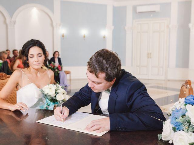 La boda de Dima y Eva en La Adrada, Ávila 36
