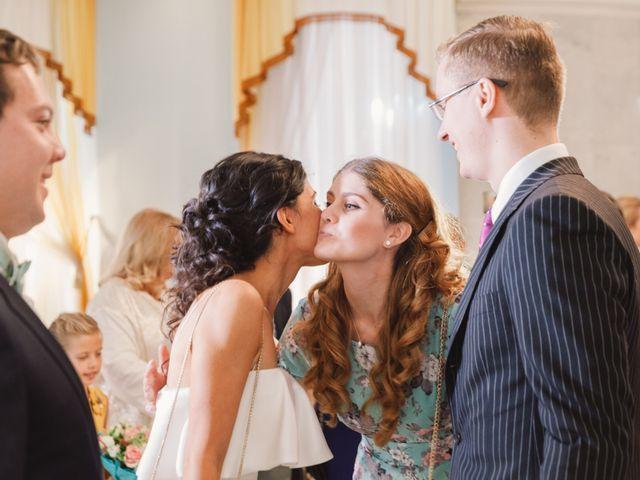La boda de Dima y Eva en La Adrada, Ávila 42