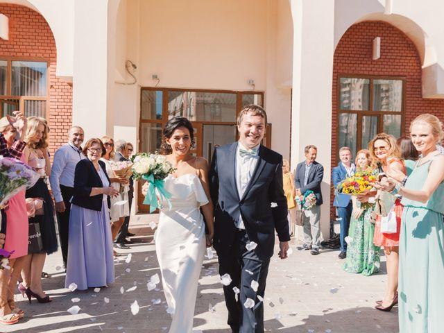La boda de Dima y Eva en La Adrada, Ávila 51