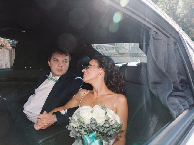 La boda de Dima y Eva en La Adrada, Ávila 64
