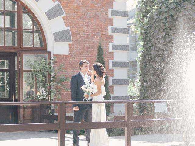 La boda de Dima y Eva en La Adrada, Ávila 71