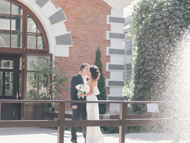 La boda de Dima y Eva en La Adrada, Ávila 72