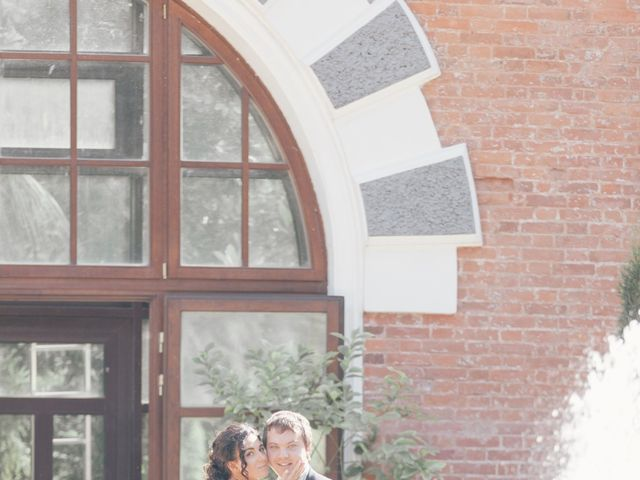 La boda de Dima y Eva en La Adrada, Ávila 73