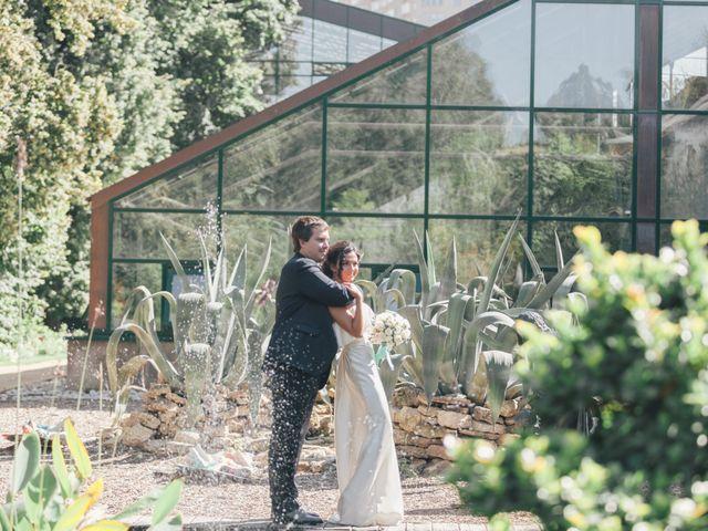 La boda de Dima y Eva en La Adrada, Ávila 75