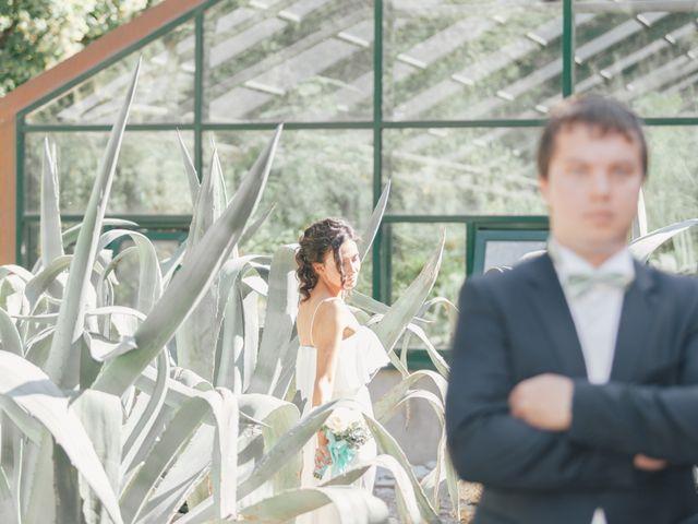La boda de Dima y Eva en La Adrada, Ávila 86