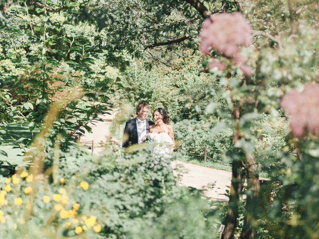 La boda de Dima y Eva en La Adrada, Ávila 90