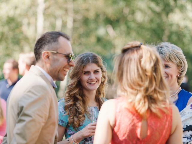 La boda de Dima y Eva en La Adrada, Ávila 105