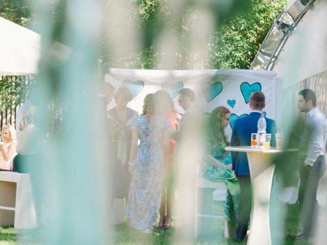 La boda de Dima y Eva en La Adrada, Ávila 107