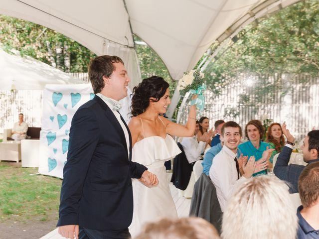 La boda de Dima y Eva en La Adrada, Ávila 113