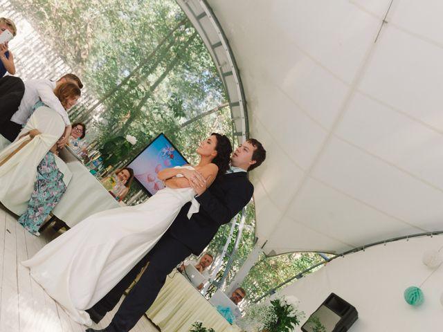 La boda de Dima y Eva en La Adrada, Ávila 138