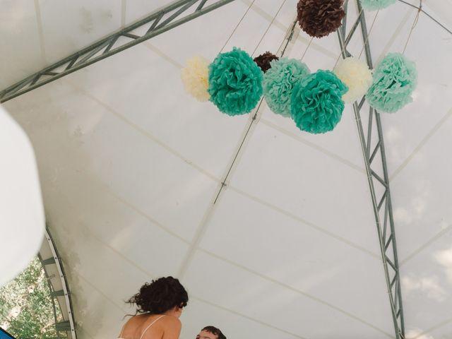 La boda de Dima y Eva en La Adrada, Ávila 140