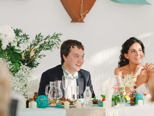 La boda de Dima y Eva en La Adrada, Ávila 155