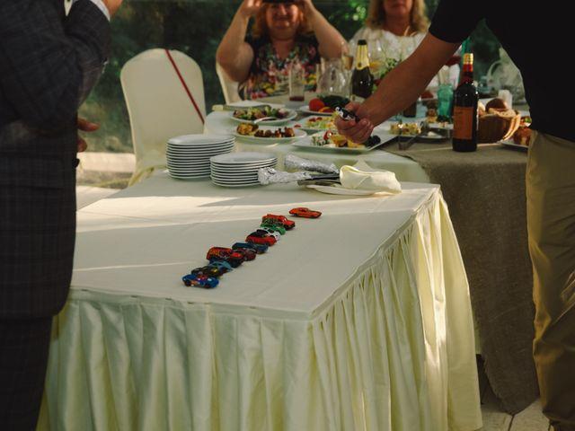La boda de Dima y Eva en La Adrada, Ávila 171