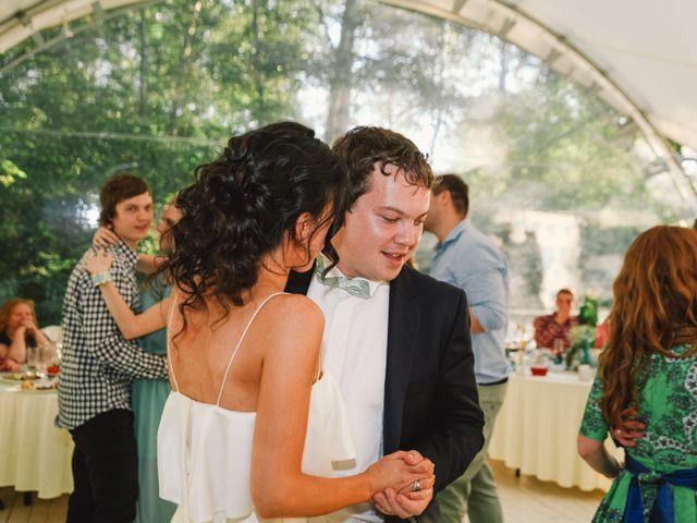 La boda de Dima y Eva en La Adrada, Ávila 185