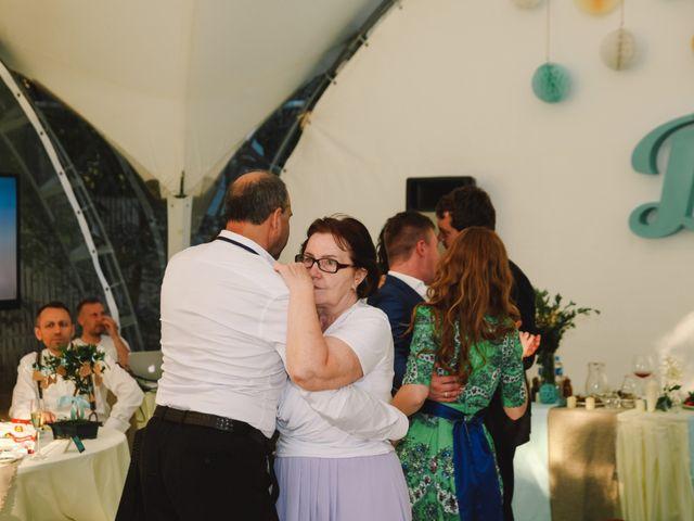 La boda de Dima y Eva en La Adrada, Ávila 192