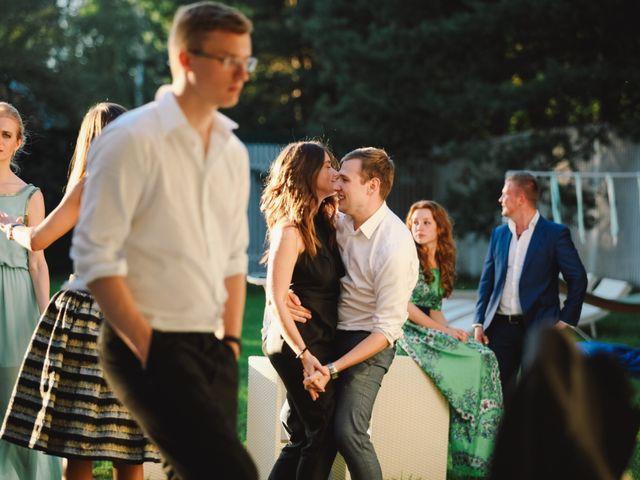 La boda de Dima y Eva en La Adrada, Ávila 197