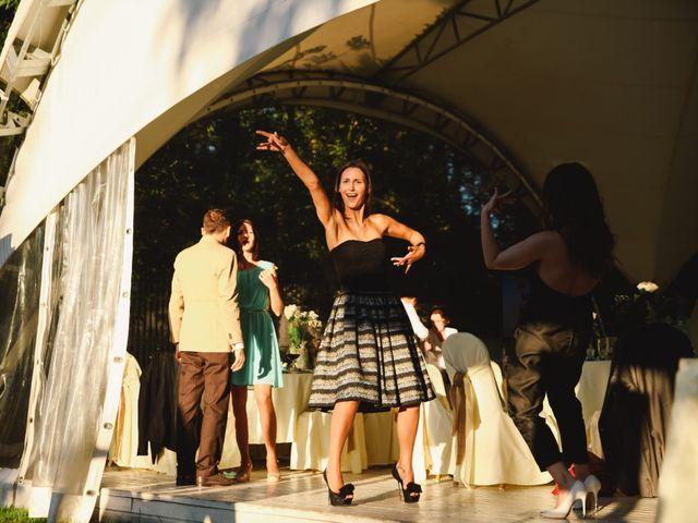 La boda de Dima y Eva en La Adrada, Ávila 202