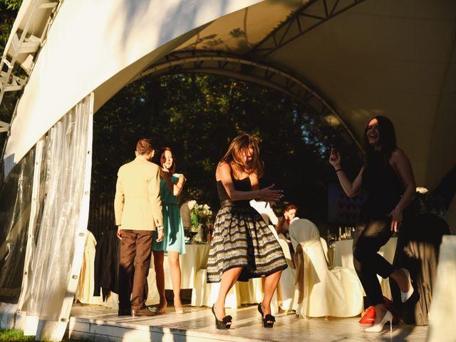 La boda de Dima y Eva en La Adrada, Ávila 203